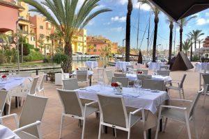 Restaurant Los Angeles Sotogrande