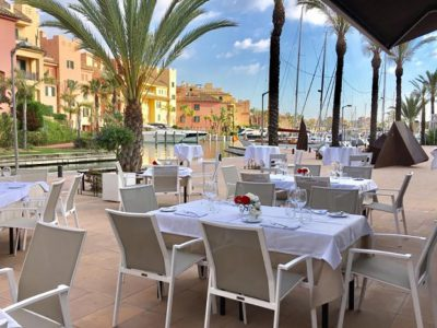Restaurant Los Angeles Sotogrande