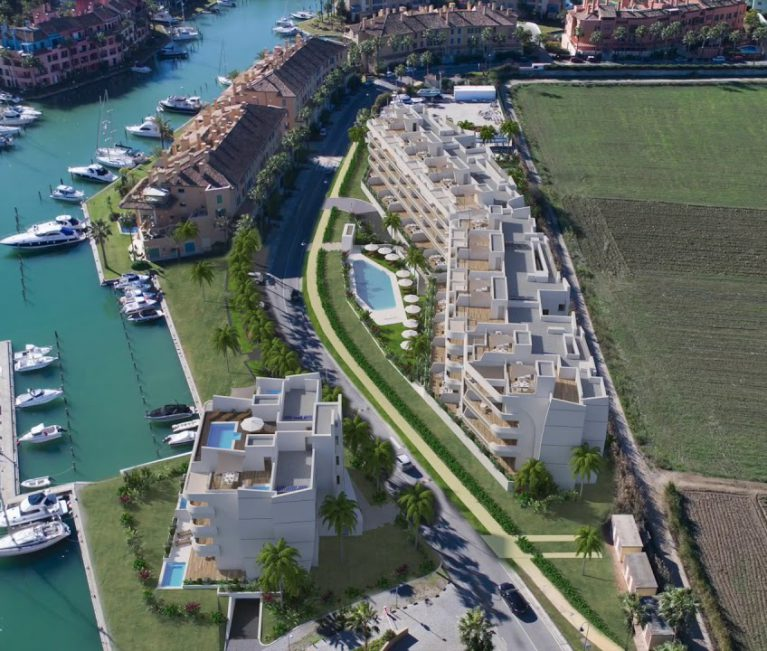 The Pier by Taylor Wimpey, a New Development in Sotogrande