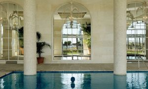 The Hotel Indoor Swimming Pool