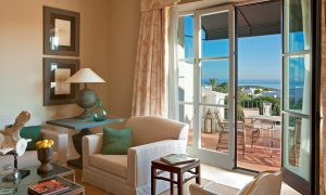 Rooms with Sea Views