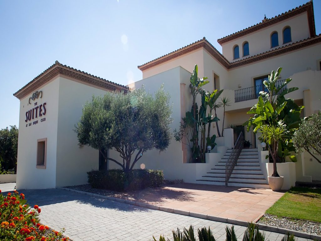 Hotel San Roque Suites