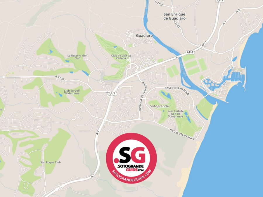 Free Sotogrande Map For Tourists & Residents » Sotogrande Guide on human migration map, edo japan map, in-n-out burger map, wall of china map, jack in the box map, cn railway map,