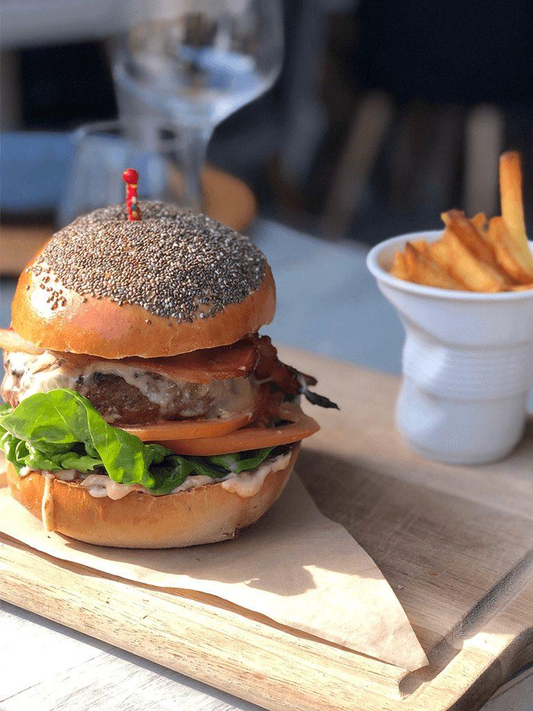 Delicious Burgers at Foodisiac