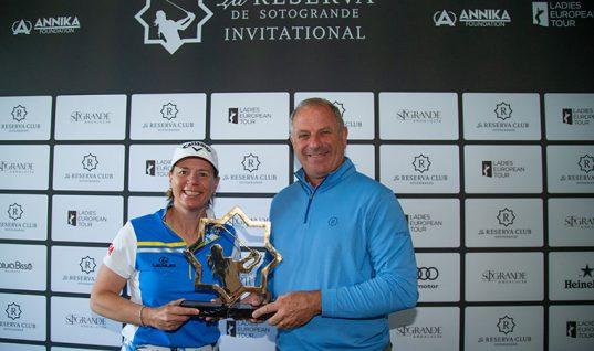 Annika Sorenstam to Host The Ladies European Tour at La Reserva Club de Sotogrande