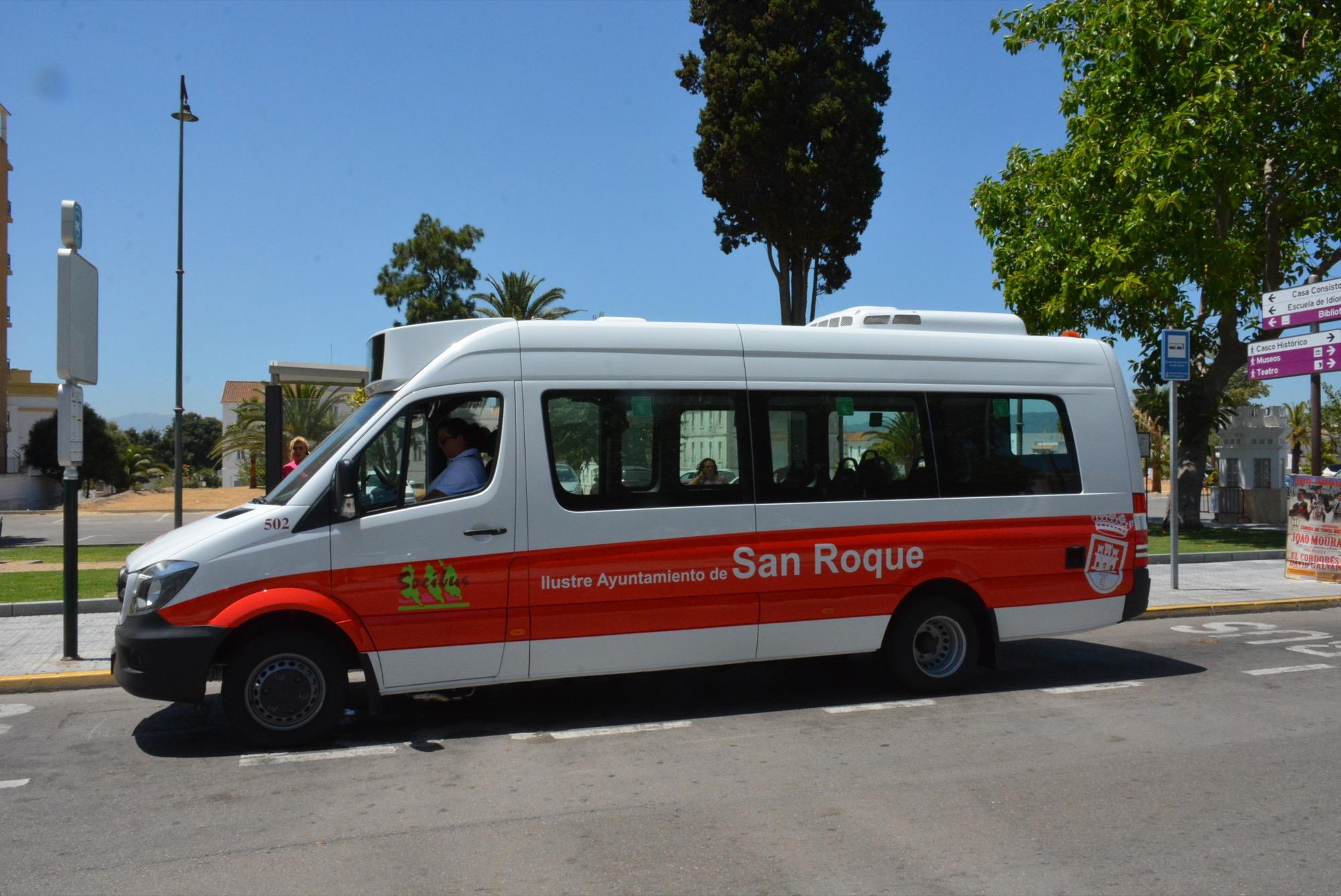 Sotogrande Bus Timetable