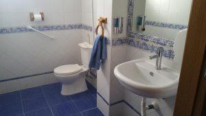Sotel Valle Guadiaro Bathrooms