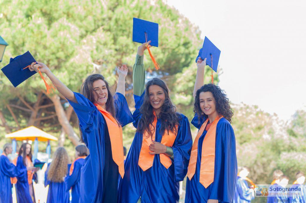 IB High School Graduation