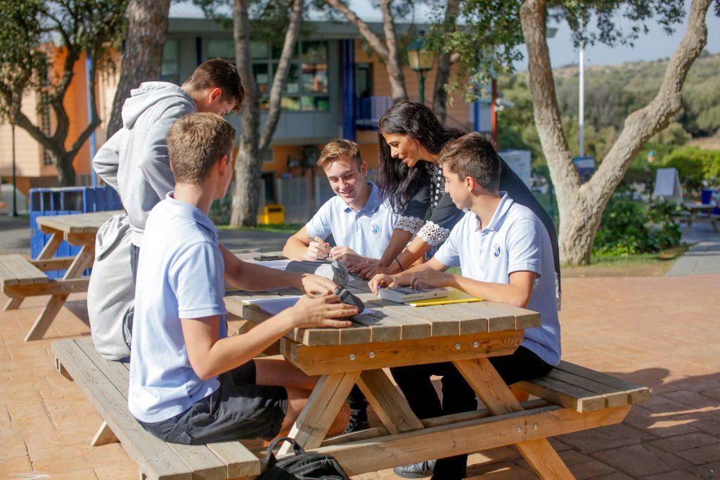 IB Students Sotogrande