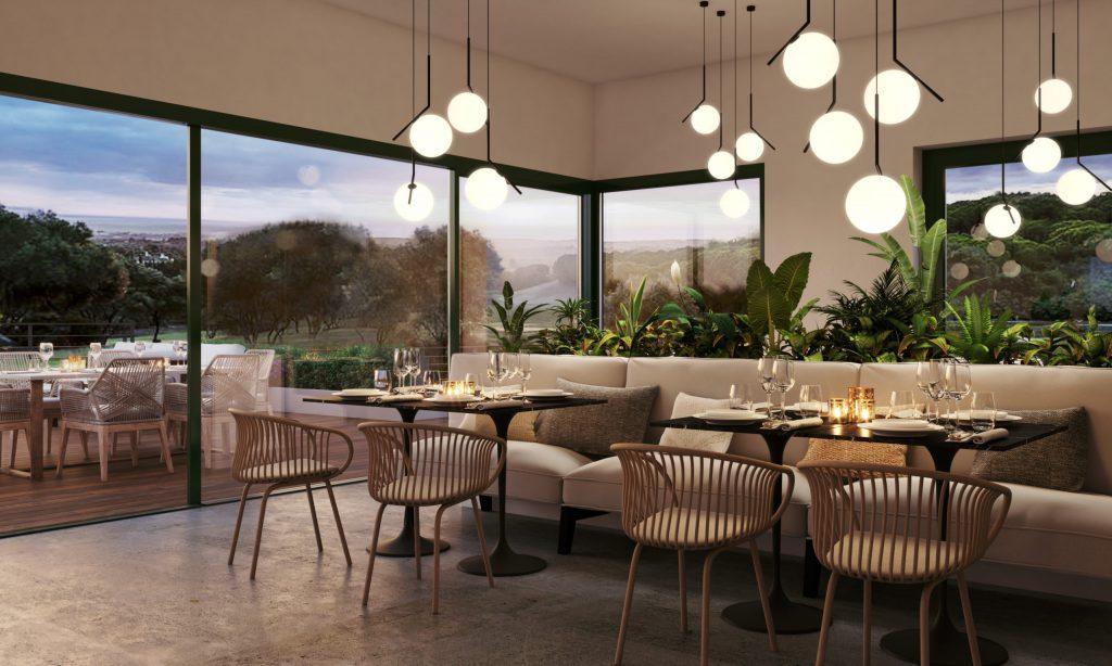 SO Sotogrande Luxury Hotel - Restaurant