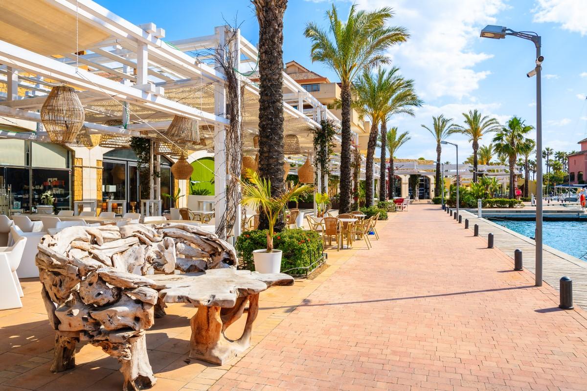 Bars and Restaurants Re-open in Sotogrande
